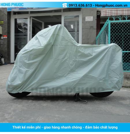 Áo trùm cho xe máy xe ô tô giá rẻ vải dù chống nước
