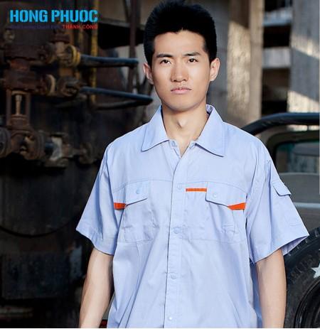 Lý do nên may đồng phục lao động giá rẻ tại Hồng Phước