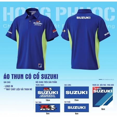 áo thun suzuki mẫu mới