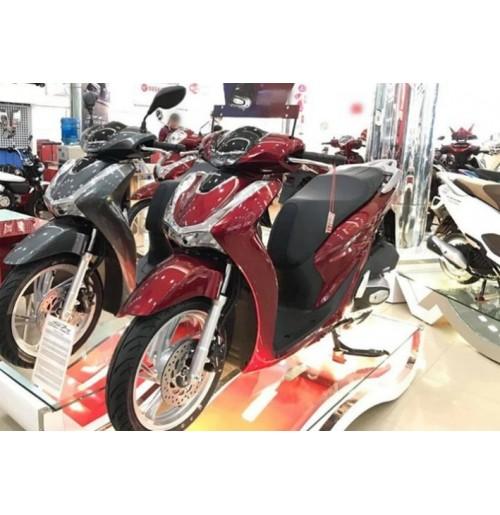 áo trùm xe máy Sh 2020